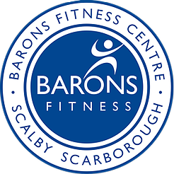 Barons Logo - Barons Fitness Gym - Scarborough