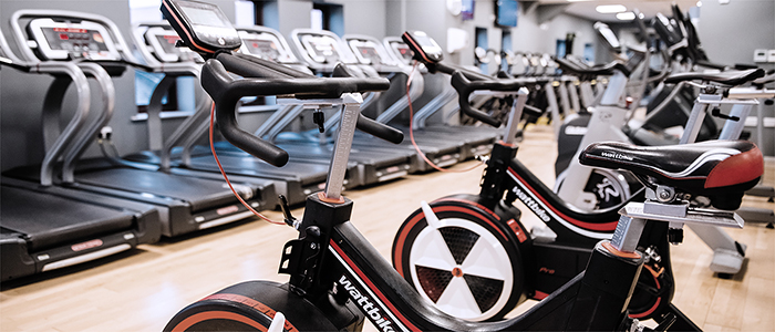Watt Bikes - Barons Fitness Gym - Scarborough