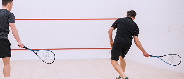 Squash - Barons Fitness Gym - Scarborough